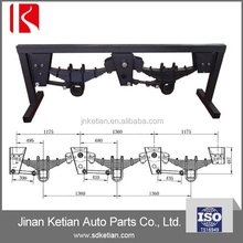 Germany type Mechanical Suspension ,Trailer Suspension,Trailer Parts