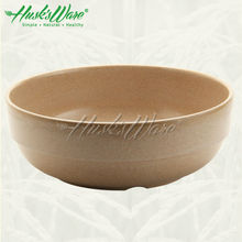 Biodegradable eco green round shape skittle salad bow, fruit bowl