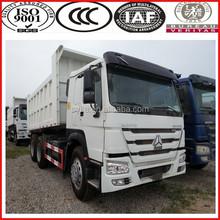 Modern Cabin SINOTRUK 10 wheel dump trucks 6x4