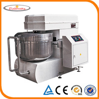 Heavy duty separation type spiral dough mixer with removable bowl for industrial bakeries