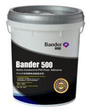 Bander 500 static-conductive PVC tile flooring adhesive