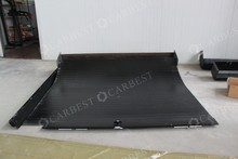 High Quality pickup rolling bed cover for Titan, Crew Cab, 5.5' Short Bed 2013-2014 aluminum tonneau cover