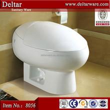 American seat standard tornado flush toilet, Karat single toilet wc
