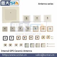 Hot Selling 28dBi Waterproof Antenna Cell Phone Internal GPS Ceramic Chip Antenna