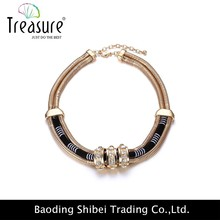 fashion peal necklaces with diamond for women