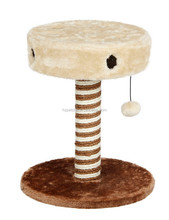 The Popular Cat scratch tree with IQ box