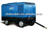 Liutech High Pressure Diesel Portable Screw Compressor LUY series