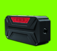 car jump starter power bank 16500mah power supply, vehicle auto 2USB output jump starter