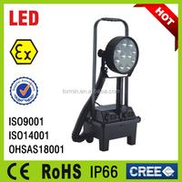 ce explosion proof led battery work light portable worklight, LED work light