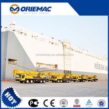 XCMG QY160K 160 ton truck crane truck winch for sale