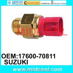 For SUZUKI/GENERAL MOTORS/SUBARU AUTO THERMO SWICH OEM 17600-70811/10 17600-70B00 17600-60B10 17600-70821 17600-60B10