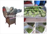 Hot sale ss automatic cucumber slicer machine