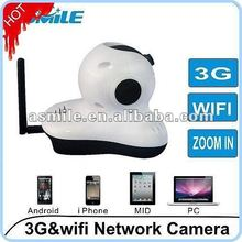 2012 Newest office wireless ip camera with battery