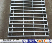 [Runtan] Hot dipped galvanized gi steel grating