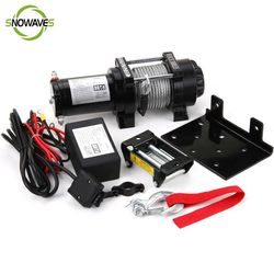 china supply Latest Price for 3000lbs mini Electric Winch