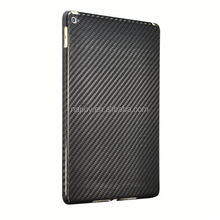 Factory OEM Unique Radiation Proof Carbon Fiber Cover Case for iPad Air 2
