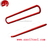 Double arm elevator links,lifting ring for oil well drilling