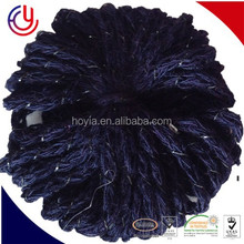 High Elasticity fine-count acrylic brush yarn aran knitting patterns