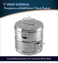 Vestir tambor / esterilização tambor ( aço inoxidável )