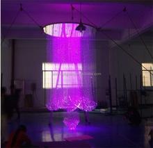 Optical Fiber Light starry decoration For Wedding Event Decorations