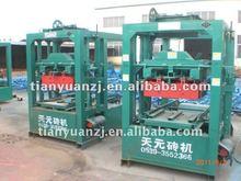 Hot selling promotion product QT4-26D hollow block machine,mechanical block system