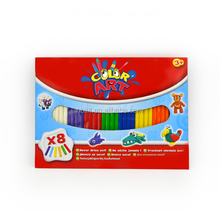 8 colors Modelling Clay