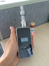india online shopping new sign lcd display vape mod smy50tc temp control box mod with variable voltage