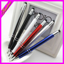 best selling costly metal pens set multi-function click touch pen