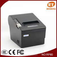 POS Thermal Receipt pos printer Lan RS-232 with Window8 , Linux, android & IOS driver