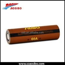 Good news, AOSIBO 18650 li ion battery 2600MAH 18650 battery pack cell with best prices in alibaba