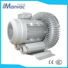 Dongguan CE CCC aireación de tratamiento de agua de alta presión eléctrica soplador neumática transporte sistema lateral Canal