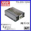 TS-200-124A 200W 110V 24V 10Amp High efficiency FCC certificate made in Taiwan Meanwell Ture Sine Wave DC AC power Inverter