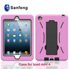 Book Stylish Decorative Mobile Phone Cover For Ipad Mini 4/Back Protective Cover For Ipad Mini 4