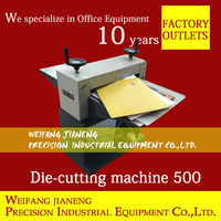 jigsaw puzzle Die Cutting and Creasing Machine MQ500