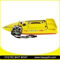 Hyz105 alta velocidad Control remoto de cebo vivo para peces grandes