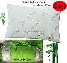 Cheap Hotel comfort pillow bamboo pillow in stock