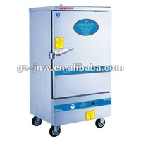 ZXY20-8 gas rice steamer oven with 8 containers for commercial kitchen equipment passed ISO9001