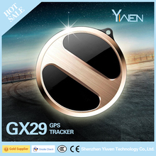 Yiwen gps tracker without sim card for dogs/cats/animals, dog gps tracker with tracking software GX29