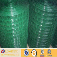 Professional manufacturers produce standard welded wire mesh sizes