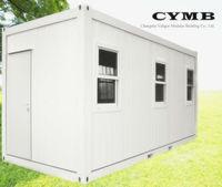 CYMB steel fram prefab house