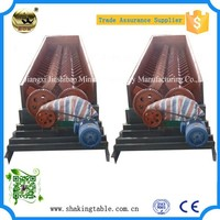 Desliming Clay Ore Log Washer For Sale