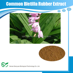 Natural Common Bletilla Rubber Extract