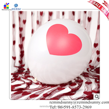 High Quality Round Printed Latex Balloon For Promotional