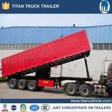 Titan Brand Three Axle dump Trailer For Sale / Tipper trailers for sale