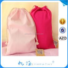 Large laundry bag/nylon drawstring bag