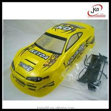 wholesale JKA-P7001C 1/10 rc car parts 1/10 HPI nissan body shell for 1:10 R/C racing car