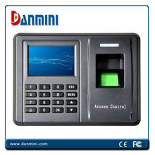 Biometric Time Recorder Punch Card Machine F20