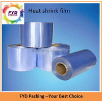 Hot Selling Waterptoof Plastic PVC Film With Blue Color