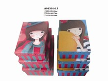 Beautiful design small gift paper box