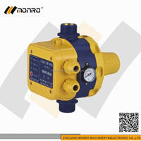 0010 EPC-5 Zhejiang Monro manufactory controller10bar pump switch auto electrical manual reset pressure control switch